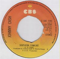 Cover Johnny Cash - Southern Comfort