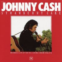 Cover Johnny Cash - Strawberry Cake