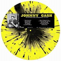 Cover Johnny Cash - Sun Studios Demo Recordings 1955/1956