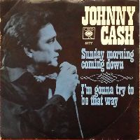 Cover Johnny Cash - Sunday Morning Coming Down
