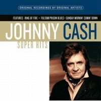 Cover Johnny Cash - Super Hits