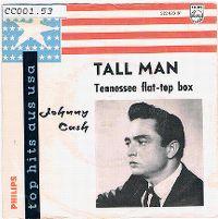 Cover Johnny Cash - Tall Men