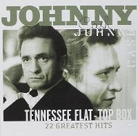 Cover Johnny Cash - Tennessee Flat-Top Box - 22 Greatest Hits