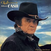 Cover Johnny Cash - The Adventures Of Johnny Cash