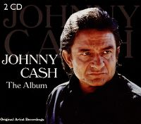 Cover Johnny Cash - The Album