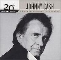 Cover Johnny Cash - The Best Of / 20th Century