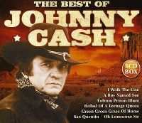 Cover Johnny Cash - The Best Of