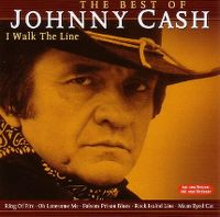 Cover Johnny Cash - The Best Of Johnny Cash - I Walk The Line