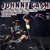 Cover Johnny Cash - The Best Of Johnny Cash