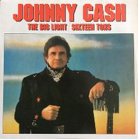 Cover Johnny Cash - The Big Light