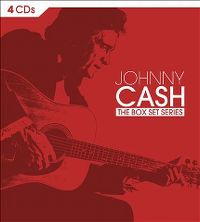 Cover Johnny Cash - The Box Set Series