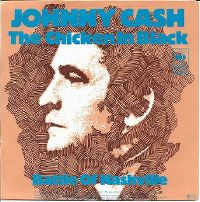 Cover Johnny Cash - The Chicken In Black