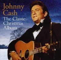 Cover Johnny Cash - The Classic Christmas Album