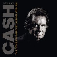 Cover Johnny Cash - The Complete Mercury Albums 1986-1991