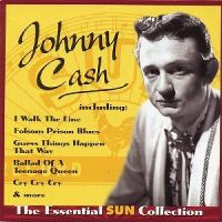 Cover Johnny Cash - The Essential Sun Collection