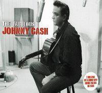 Cover Johnny Cash - The Fabulous Johnny Cash - 2 Original Hit Albums