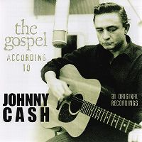 Cover Johnny Cash - The Gospel According To Johnny Cash