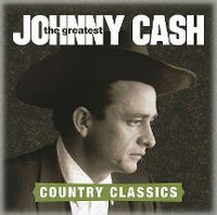 Cover Johnny Cash - The Greatest - Country Classics