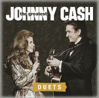 Cover Johnny Cash - The Greatest - Duets