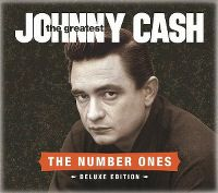 Cover Johnny Cash - The Greatest - The Number Ones