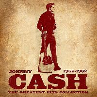Cover Johnny Cash - The Greatest Hits Collection 1955-1962