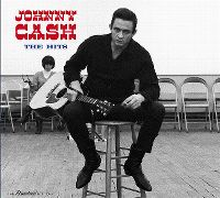 Cover Johnny Cash - The Hits