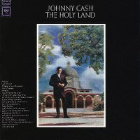 Cover Johnny Cash - The Holy Land