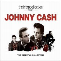 Cover Johnny Cash - The Intro Collection: The Essential Collection