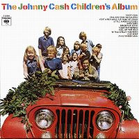 Cover Johnny Cash - The Johnny Cash Children's Album