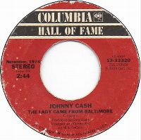 Cover Johnny Cash - The Lady Came From Baltimore