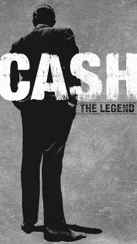 Cover Johnny Cash - The Legend
