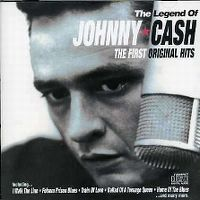 Cover Johnny Cash - The Legend Of Johnny Cash - The First Original Hits