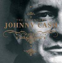 Cover Johnny Cash - The Legendary Johnny Cash