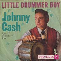 Cover Johnny Cash - The Little Drummer Boy