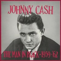 Cover Johnny Cash - The Man In Black - 1959-'62