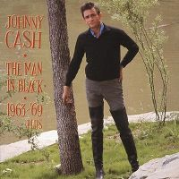 Cover Johnny Cash - The Man In Black - 1963-'69 Plus