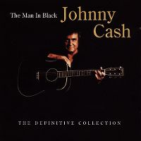 Cover Johnny Cash - The Man In Black - The Definitive Collection