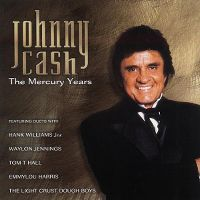 Cover Johnny Cash - The Mercury Years