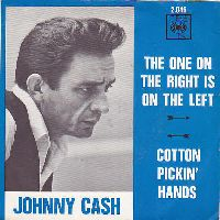 Cover Johnny Cash - The One On The Right Is On The Left