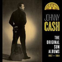 Cover Johnny Cash - The Original Sun Albums 1957-1964