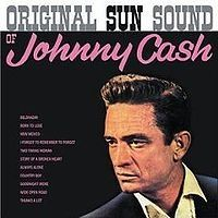 Cover Johnny Cash - The Original Sun Sound of Johnny Cash