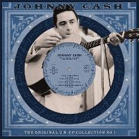 Cover Johnny Cash - The Original U.S. EP Collection No. 1