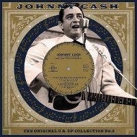 Cover Johnny Cash - The Original U.S. EP Collection No. 3