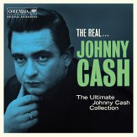 Cover Johnny Cash - The Real... Johnny Cash - The Ultimate Johnny Cash Collection