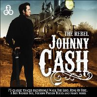 Cover Johnny Cash - The Rebel