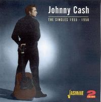Cover Johnny Cash - The Singles 1955-1958