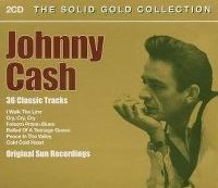 Cover Johnny Cash - The Solid Gold Collection