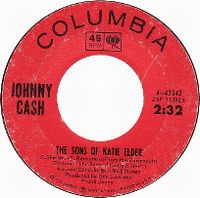 Cover Johnny Cash - The Sons Of Katie Elder