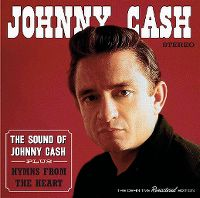Cover Johnny Cash - The Sound Of Johnny Cash / Hymns From The Heart