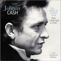 Cover Johnny Cash - The Sound Of Johnny Cash / Now, There Was A Song!